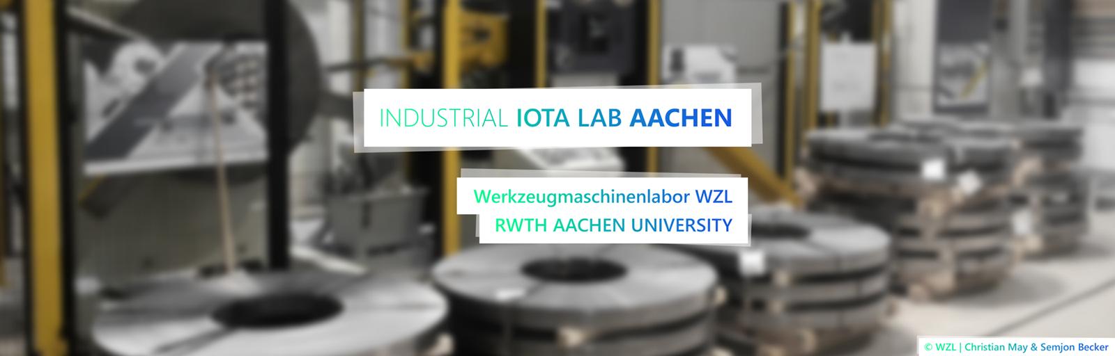 Industrial IOTA Lab Aachen